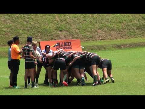 KLS vs KL Tigers 2nd Half - 2017 Allied Pickford Rugby 15, Epson College Malaysia