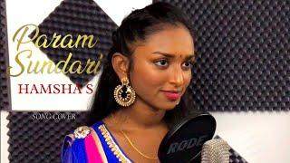 Param Sundari II AR Rahman - Shreya Ghoshal II Mimi II Cover by Hamsha S