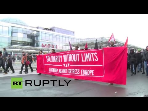 LIVE: PEGIDA to stage 'Fortress Europe' demo in Dresden, counter-protests expected