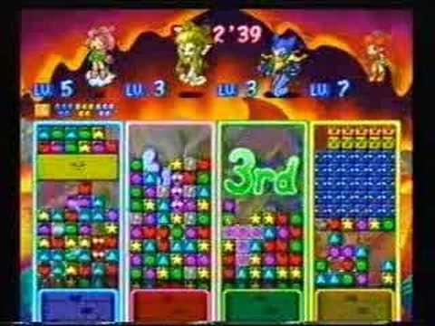 Panel de Pon(GC) VS 4 Players - YouTube