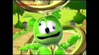 Gumimaci SNAIL SPEED Gummibär Hungarian Gummy Bear Song