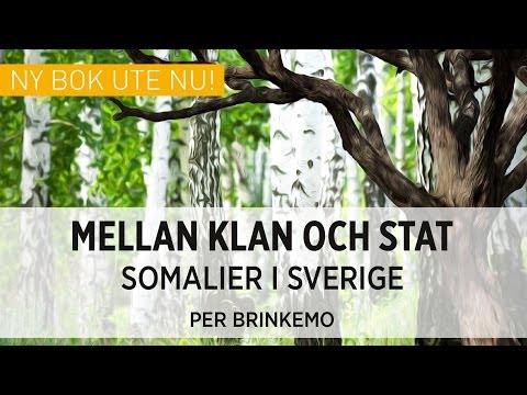"""Boklansering: """"Mellan klan och stat. Somalier i Sverige"""" (LIVE)"""