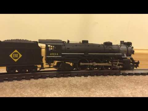 Lionel American Flyer 4-6-2 with QSI Titan