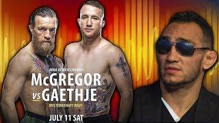 Наконец-то! Бой Конора Макгрегора и Джастина Гэйджи на UFC 252, 11 июля/Тони Фергюсон-Хабиб