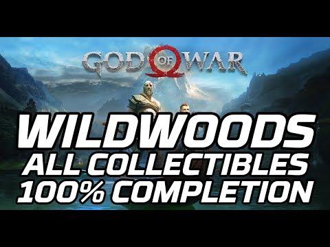 How do i get back to wildwoods god of war