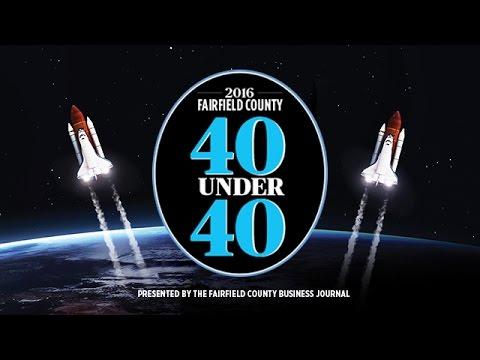 2016 Fairfield County 40 Under 40 Awards