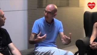 Emilio Carrillo Benito, entrevista en Barcelona,19 julio 2014 AmateTV