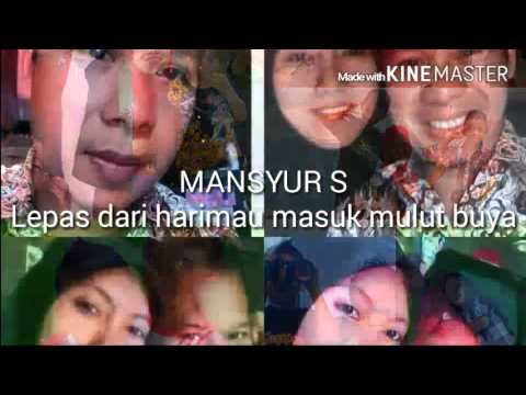 MANSYUR.S - Mulut buaya.just audio by Rey Yusron Pipitan Walantaka Serang