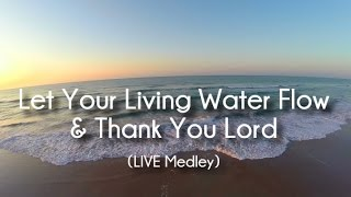 Vinesong Let Your Living Water Flow Thank You Lord Original Version W Lyrics