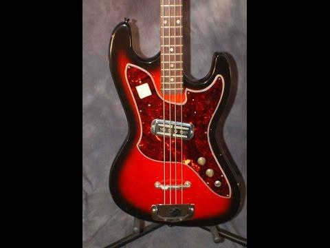 Harmony H-25 Bass