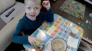 Часть моего дня в 5 минутах, Наш эксперимент.))) Рецепт рагу, как в садике.