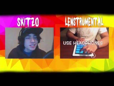 Drum Pads & Rapping ft Sir Skitzo! (INSANE RAPPER)