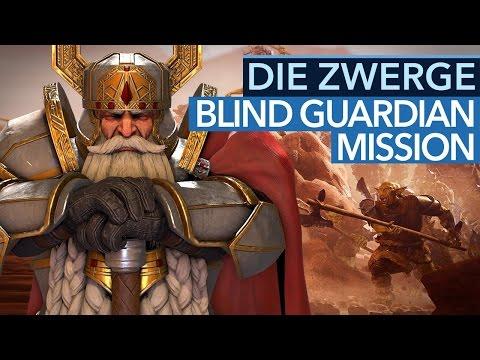 Die Zwerge  Wir spielen das BlindGuardianEasteregg