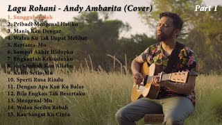 Download lagu Playlist Lagu Rohani Terbaru 2020 - Andy Ambarita Cover Full (Part 1)