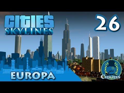Cities Skylines - Europa - #26 en español
