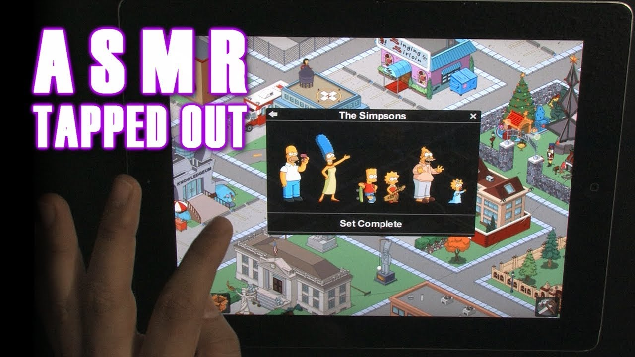 Simpsons tapped out crack torrent | Download The Simpsons