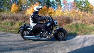 Harley-Davidson Fat Bob 103 (2017) teszt - Onroad.hu