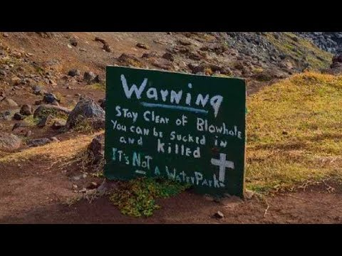 Hawaii's Most DANGEROUS Places to Visit!!