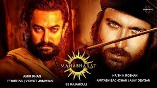 Mahabharat Movie Trailer   Hrithik   Aamir   Prabhas   Deepika   Mahabharat Ss Rajamouli Trailer