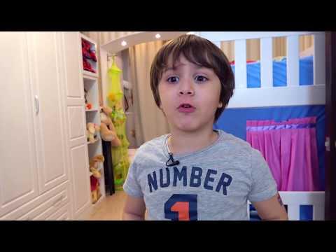Камиль ХОЧЕТ ПОХУДЕТЬ! Аминка ПОМОГАЕТ БРАТУ! для детей Kids Children