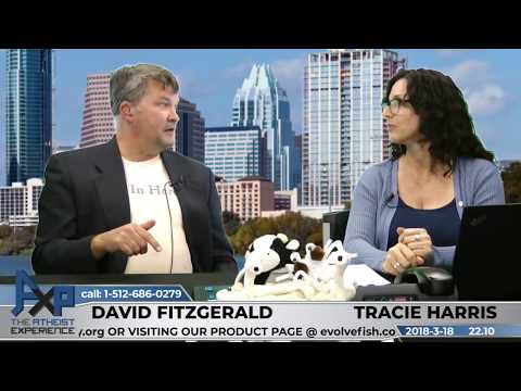 David Fitzgerald on His Work and Books | Atheist Experience 22.10