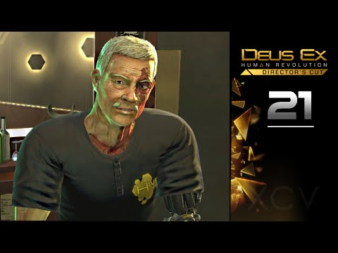 DEUS EX: Human Revolution Gameplay Walkthrough Part 21 · Mission: Hunting the Hacker