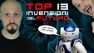 TOP 13 Invenzioni e Novità dal Futuro