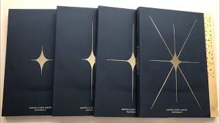 ♡Unboxing MONSTA X 몬스타엑스 8th Mini Album FANTASIA X (I, II, I…