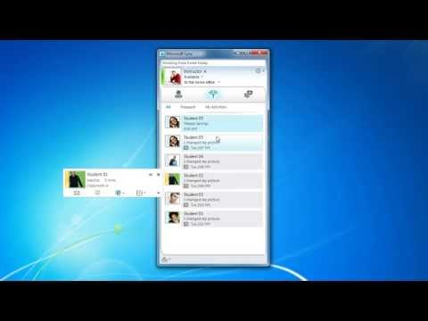 Microsoft Lync Getting Started An Overview Of Microsoft Lync