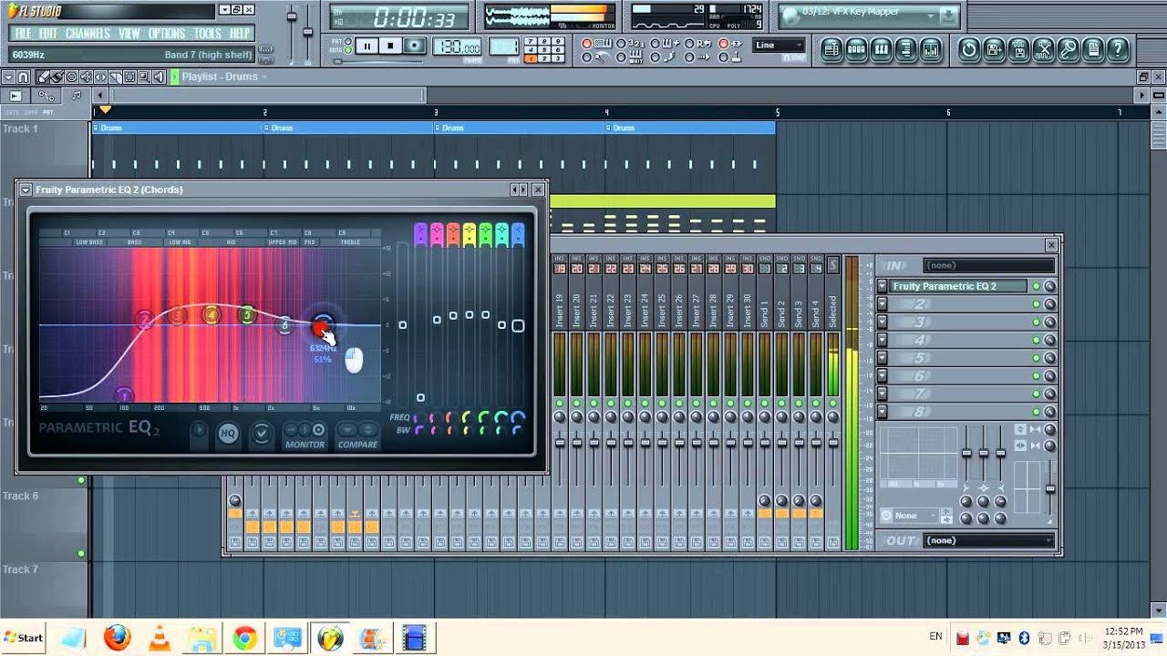 Fl Studio Parametric Eq 2 Presets - pastmob