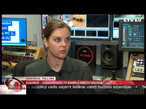 Igaunijā – sabiedriskās TV kanāls krievu valodā