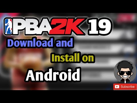 Download And Install PBA 2K19 For Android