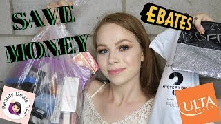 How to Save Money & Get Tons of Free Makeup