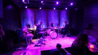 justin vernon jams on stage at the lakely in eau claire wi