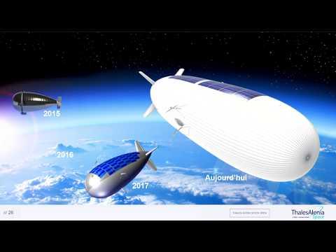 STRATOBUS:  une plateforme stratosphérique autonome multi missions