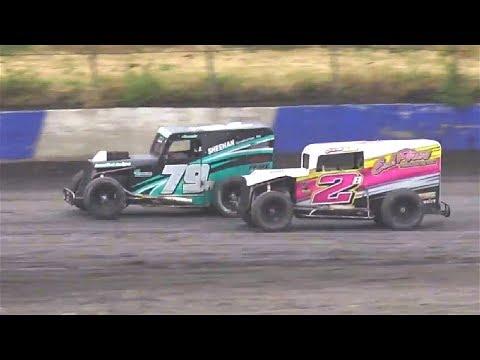 """Dwarf Cars PRO """"B"""" MAIN 6-15-19 Petaluma Speedway"""