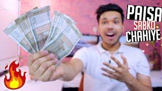 MONEY TALKS !! Paise Ki BAAT😍