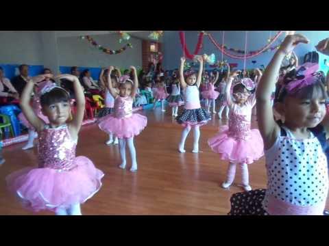 CLASES DE PRE BALLET PARA NIÑAS DE 2 AÑOS A 5 AÑOS EN PUPA ESTIMULACION BOGOTA COLOMBIA