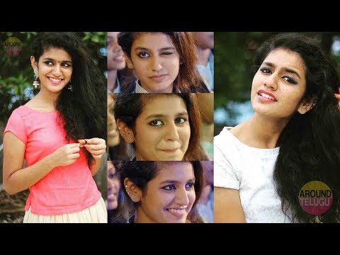 Priya Prakash Varrier Unseen Photos...Oru Adaar Love Movie Heroine...Manikya Malaraya Poovi