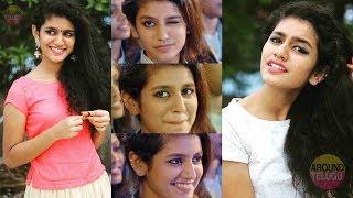 Priya Prakash Varrier Unseen Photos...Oru Adaar Love Movie Heroine...Manikya Malaraya Poovi
