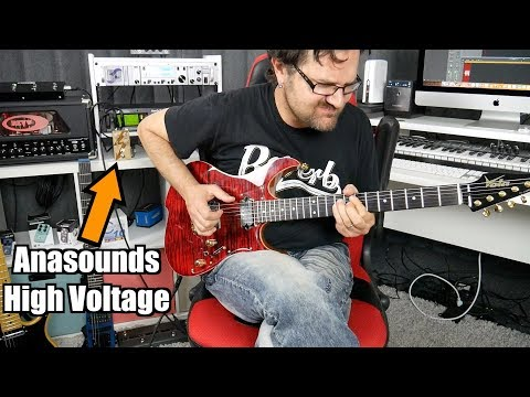 Anasounds High Voltage Pedal Review