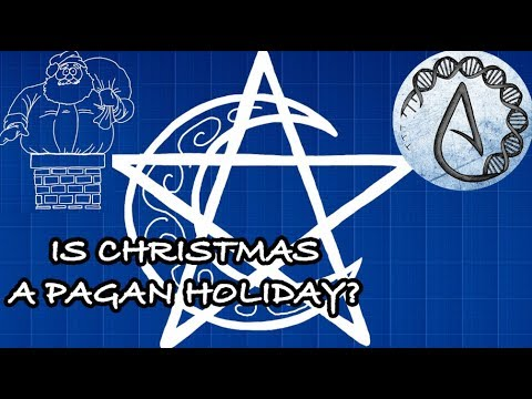 Is Christmas A Pagan Holiday? Mp3