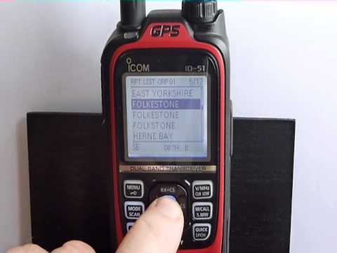 ICOM ID-51E PLUS TRANSCEIVER DRIVER UPDATE