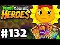 Solar Flare STRATEGY DECKS! - Plants vs. Zombies: Heroes - Gameplay Walkthrough Part 132