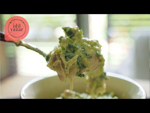 Tavuklu Avokado Salatası Tarifi - İdil Yazar - Yemek Tarifleri