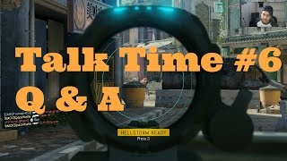 Talk Time #6 (Black Ops 3 Gameplay/Commentary)
