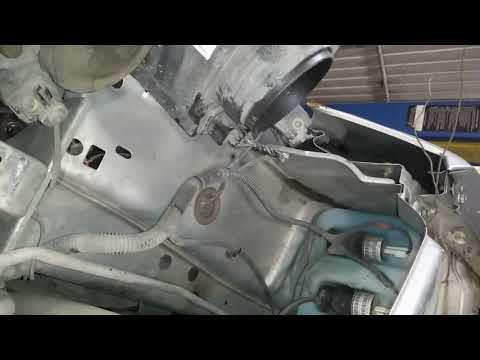 Замена радиатора калина , калина 2 , гранта ! 16 клапанный двигатель и кондиционер и акпп .