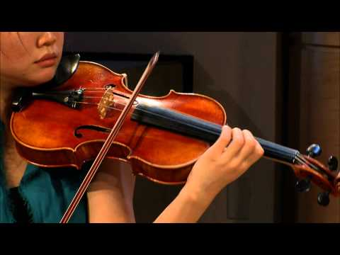 Beethoven String Quartet No. 6 in B-flat Major,  Op. 18, No. 6 - Amphion String Quartet (Live)