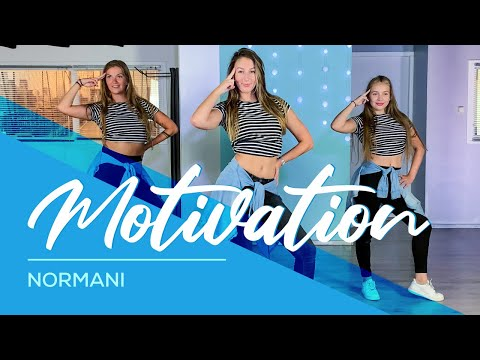 Normani - Motivation - Easy Fitness Dance  - Choreography - Coreo - Baile