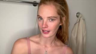 How To Get Victoria's Secret Model Alexina Graham's Smoky-Eye Look